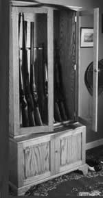 Rifle Cabinet