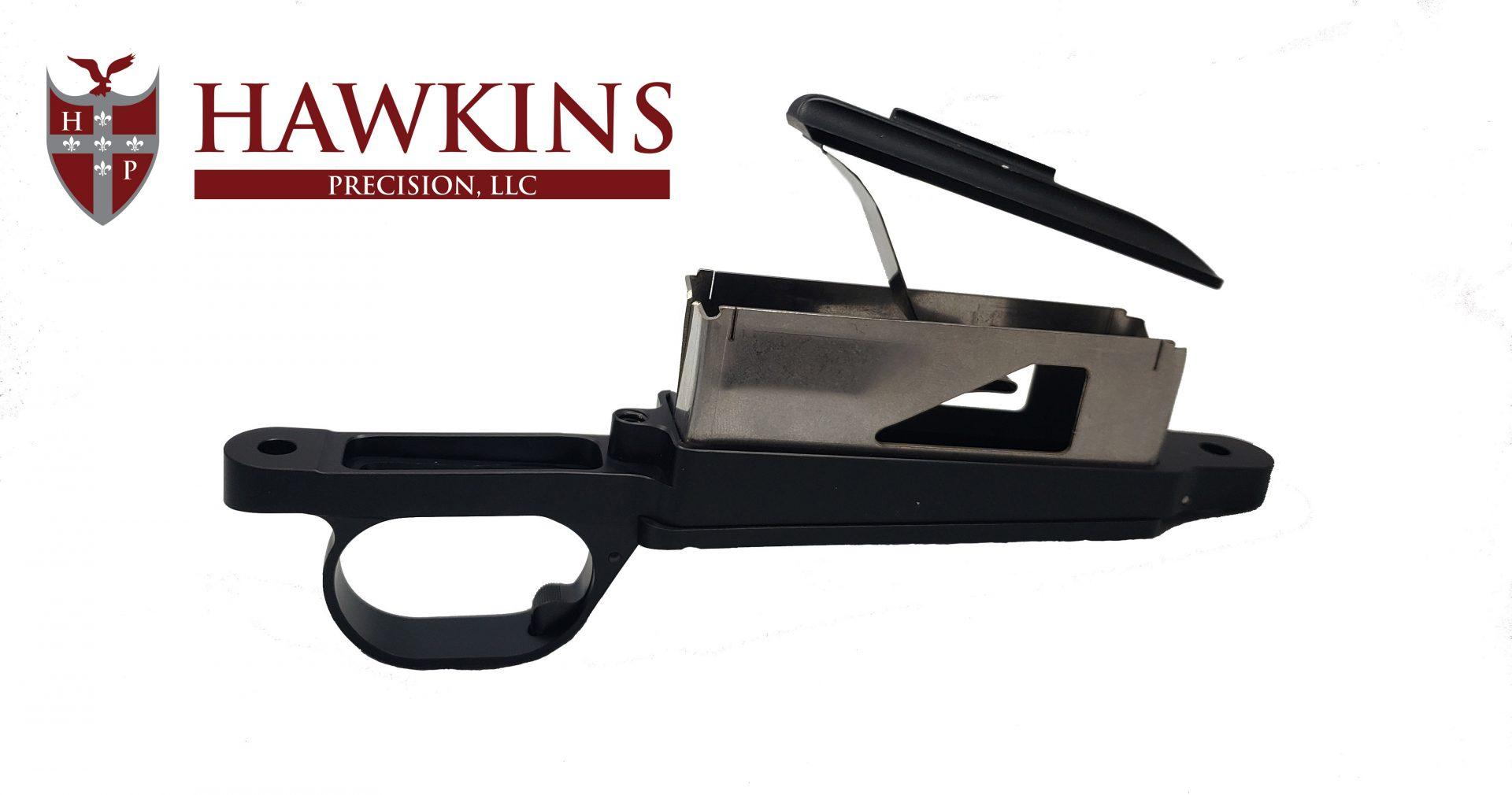 Hawkins M5 Oberndorf Bottom Metal
