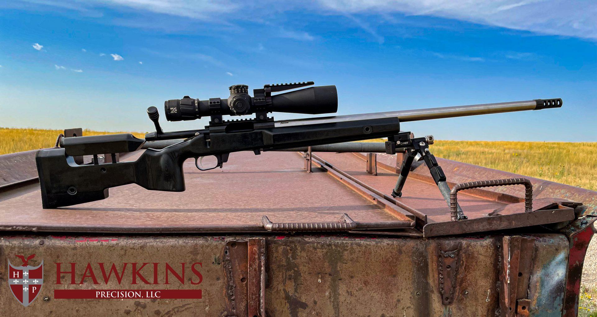 223 Wylde Bolt Rifle